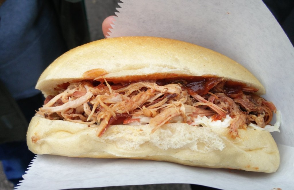 Red Flag BBQ Foodtruck