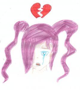 Manga: Momo hat ein gebrochenes Herz